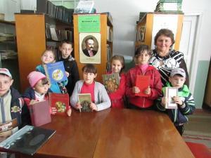 День книги в Огульцівській сільській бібліотеці